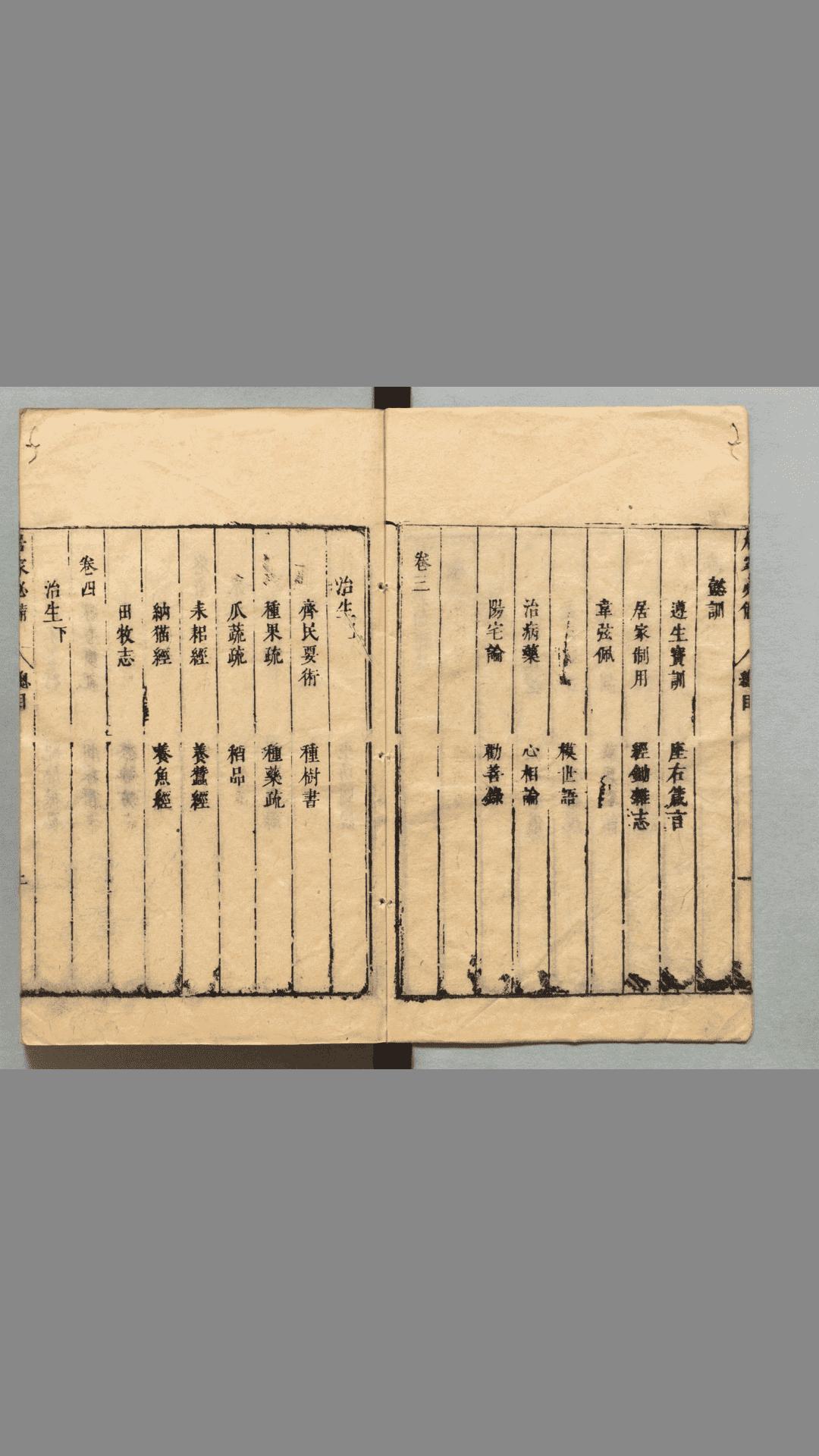 """title=""""居家必备.阙名辑.10卷.读书坊藏板.明刻本"""