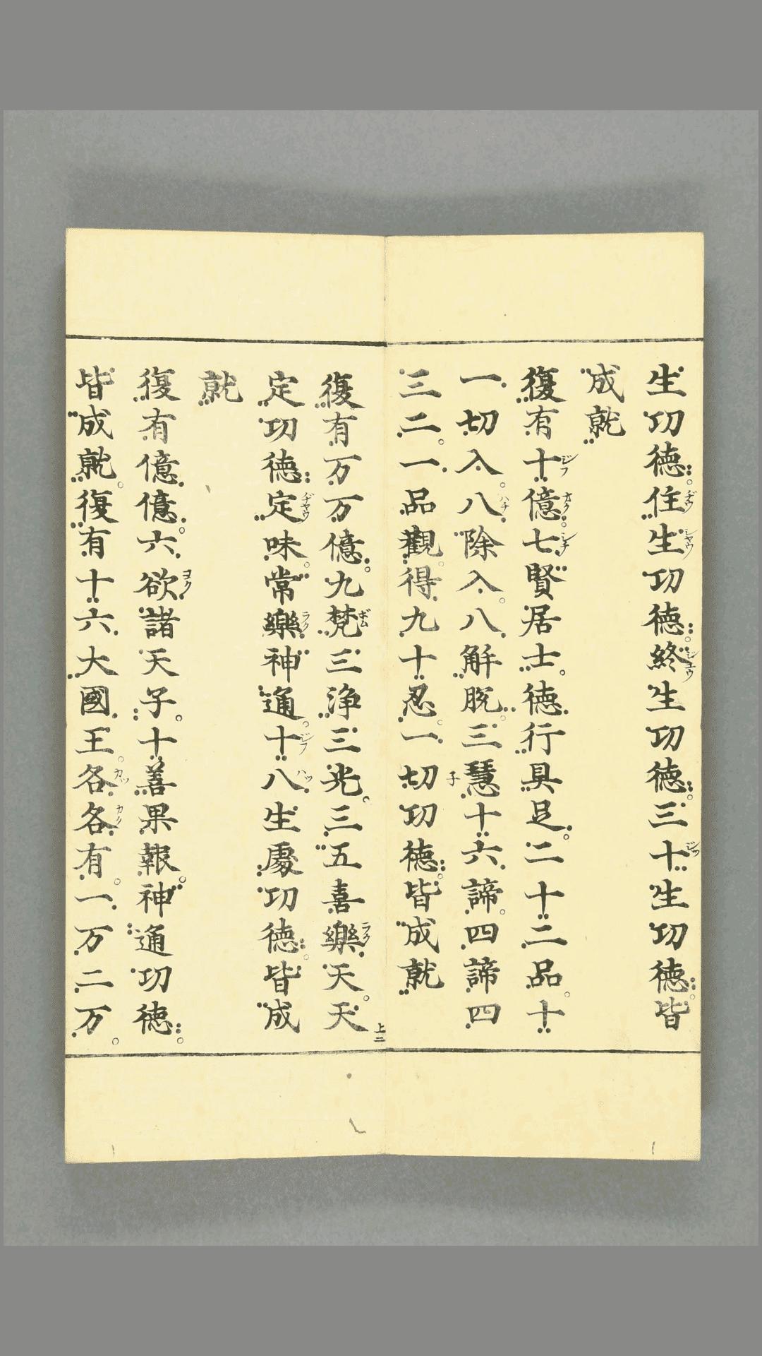 "title=""仁王护国般若波罗蜜经.二卷八品"